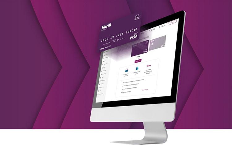 Paysafe запустил виртуальную карту Skrill Visa
