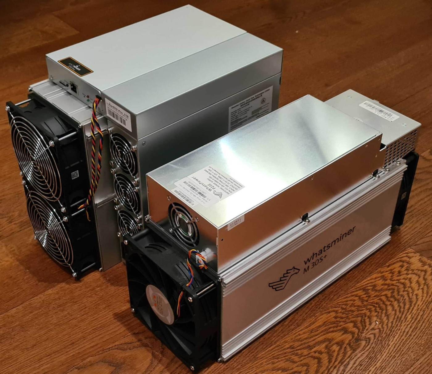Hut 8 приобрел биткоин-майнеры MicroBT на сумму почти $45 млн